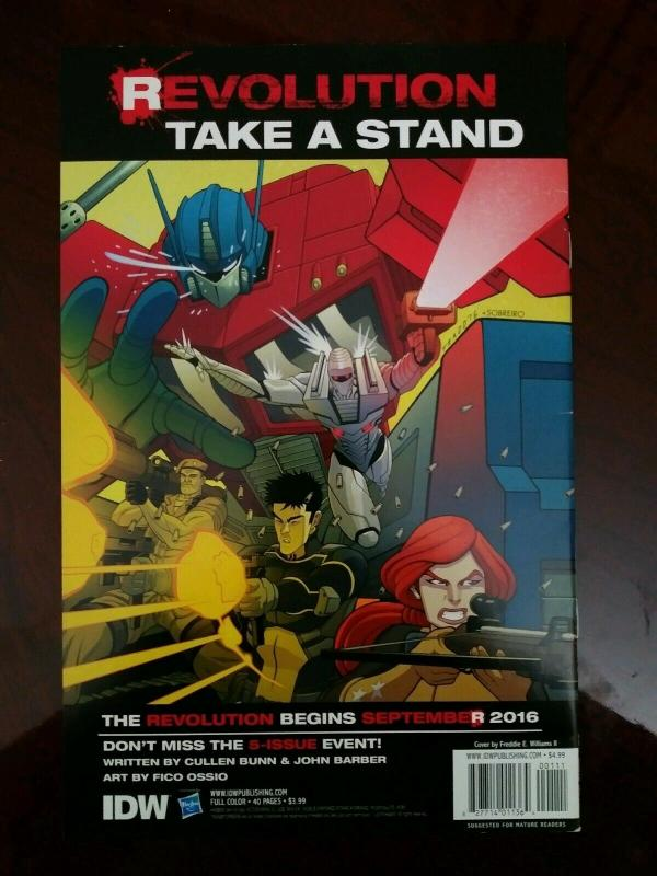 IDW Teenage Mutant Ninja Turtles Universe 1 (2016) Signed By Kevin Eastman