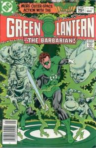 Green Lantern (1960 series) #164, Fine+ (Stock photo)