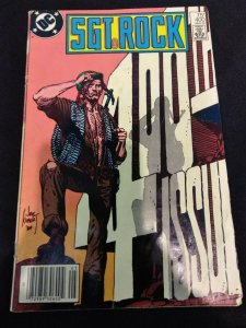 Sgt Rock #400 SPECIAL ANNIVERSARY ISSUE 1985 NM-