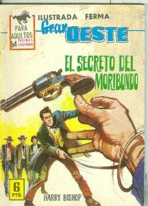 Gran Oeste numero 267: El secreto del moribundo