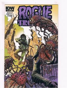 Rogue Trooper Classics # 2 NM 1st Print Subscription Variant Cover IDW Comic S67