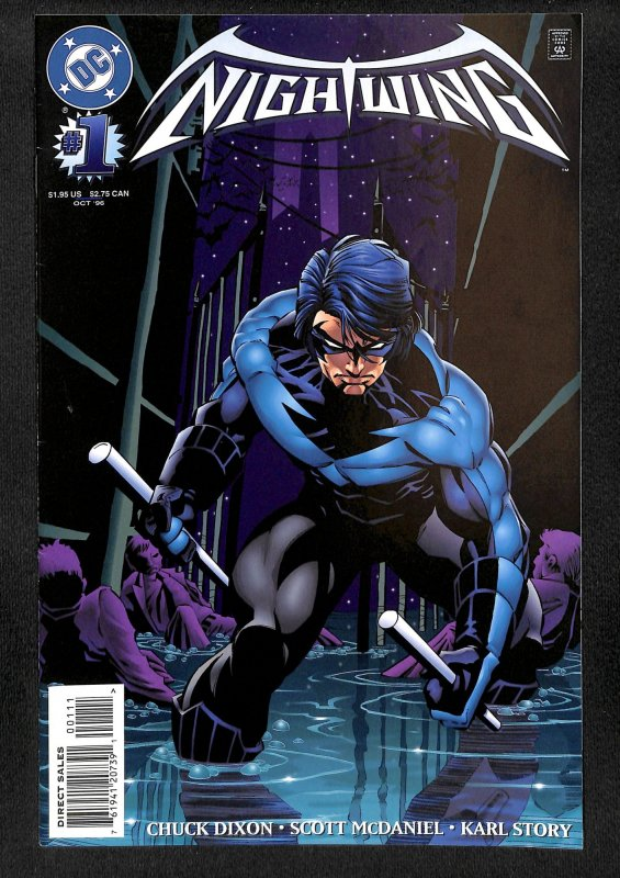 Nightwing #1 (1996)