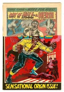 Hero For Hire 1   Origin & 1st Luke Cage