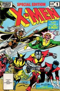 Special Edition X-Men #1, VF+ (Stock photo)