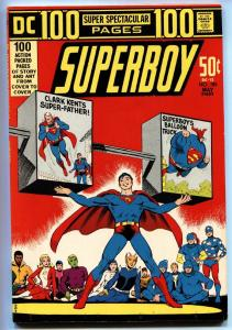 SUPERBOY #185 1972-DC COMIC-Legion of Super Heroes