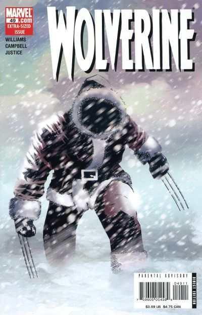 Wolverine (2003 series) #49, NM (Stock photo)