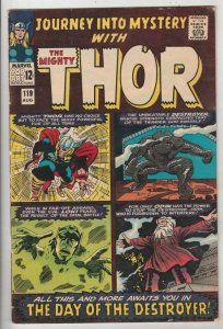 Journey into Mystery #119 (Aug-65) FN+ Mid-High-Grade Thor