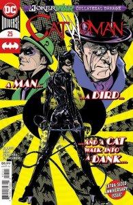 CATWOMAN #25 JOELLE JONES MAIN COVER DC NM
