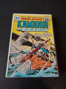 Kamandi, The Last Boy on Earth #25 (1975)