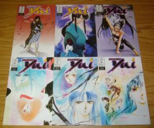 Vampire Princess Yui vol. 3 #1-6 VF/NM complete series - ironcat manga 2 3 4 5