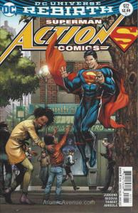 Action Comics #972A VF/NM; DC | save on shipping - details inside