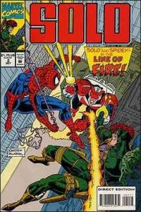 Marvel SOLO (1994 Series) #2 VF/NM