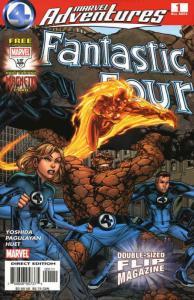 Marvel Adventures Flip Magazine #1 VF/NM; Marvel | save on shipping - details in