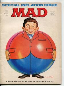 Mad-Magazine-#145-1971-Mingo-Mort Drucker-Don Martin-David Berg