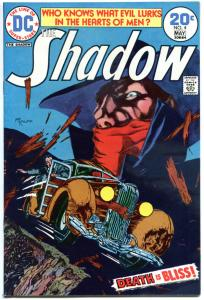 SHADOW #4, VF/NM, Kaluta, Who knows what Evil Lurks, 1973, more in store