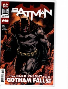 Batman (2016) #72 NM- (9.2) Finch
