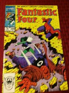 Fantastic Four #299 Marvel Comics (1987) Spider-Man VF