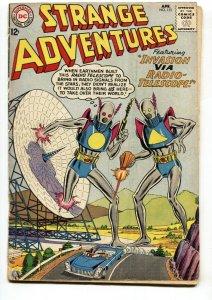 Strange Adventures #151 1963- robot cover- FR
