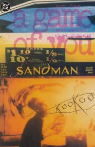 Sandman #35 VF/NM; DC | save on shipping - details inside