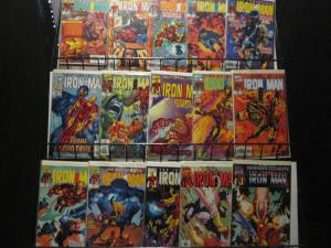 Iron Man (Marvel 1998 3rd Series) 46 diff Busiek Stern Grell Quesada Chen