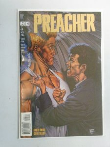 Preacher #4 7.0 FN VF (1995 Vertigo)