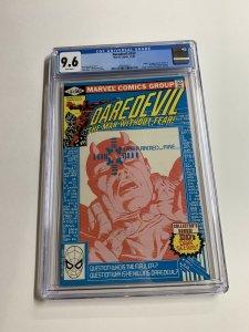 Daredevil 167 Cgc 9.6 White Pages Marvel Bronze Age 011