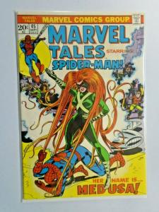 Marvel Tales #45 - water damage - 4.0 - 1973