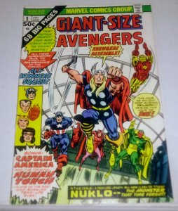 Giant-Size Avengers #1 (7.5) id06a