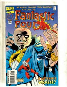 12 Fantastic Four Comics #397 398 399 400 401 402 403 404 405 406 407 408 GK17