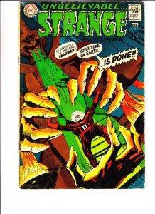 Strange Adventures #216 (Feb-69) VG+ Affordable-Grade Deadman
