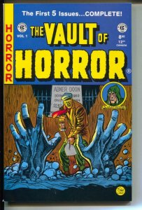 The Vault Of Horror Annual-#1-Issues 1-5-TPB- trade