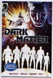 Dark Matter, 2015 San Diego Comic Con promo comic book, 5x7 sealed