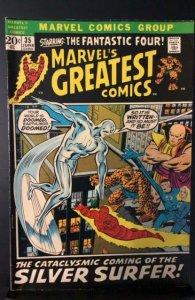 Marvel's Greatest Comics #35 (1972)