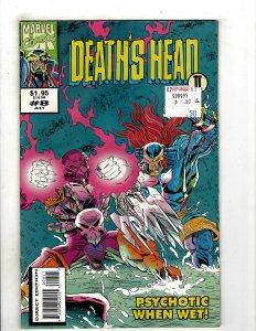 Death's Head II (UK) #8 (1993) YY3