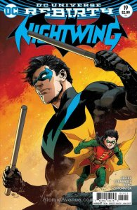 Nightwing (4th Series) #19A VF/NM; DC | save on shipping - details inside