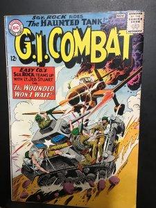 G.I. Combat #108 (1964) High-grade Sergeant rock Crossover! VF Boca CERT.