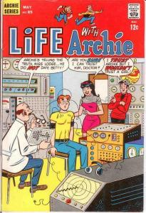 LIFE WITH ARCHIE (1958-    )85 VF May 1969 COMICS BOOK