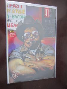 A1 (1992 Atomeka) #1-4 - Avg 8.5 - 1992