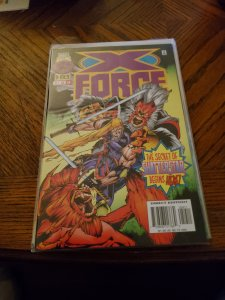 X-Force (ES) #16 (1997)