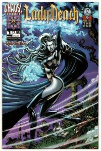 Lady Death Retribution #1 (Chaos, 1998) (NM)