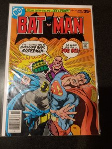 BATMAN #293 VF/NM LEX LUTHOR ISSUE