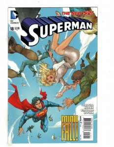 Superman #18 (2013) OF40