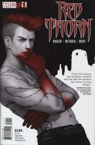 Red Thorn #1, NM (Stock photo)