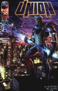 Union #7 VF/NM; Image | save on shipping - details inside