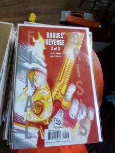 Final Crisis rogues revenge #2