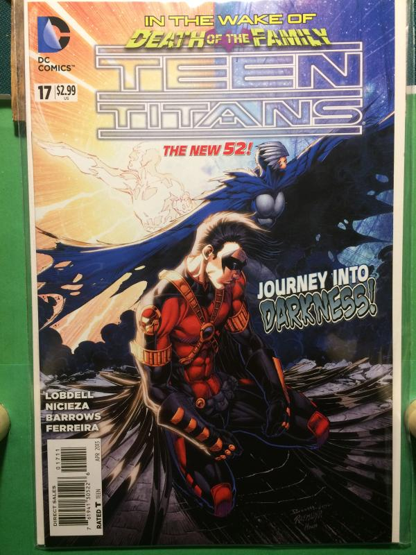 Teen Titans #17 The New 52