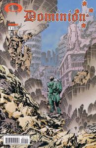 Dominion (Image) #1 VF/NM; Image   save on shipping - details inside