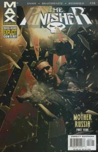 Punisher (7th Series) #16 FN; Marvel | save on shipping - details inside