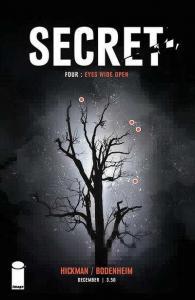 Secret (2012 series) #4, NM (Stock photo)