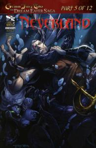 Grimm Fairy Tales: The Dream Eater Saga #5A FN; Zenescope | save on shipping - d
